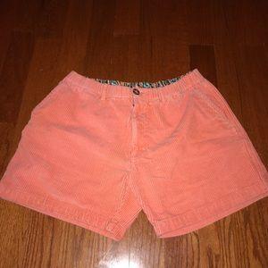 Chubbies corduroy Shorts Large